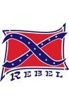 H495 Rebel Flag