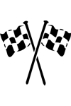 CLR Race Flag